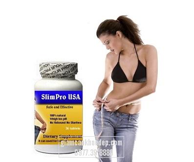 SlimPro USA Thuốc giảm cân loại mạnh