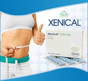 Thuốc giảm cân nặng điều trị bệnh béo phì Xenical Orlistat
