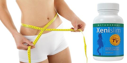 viên giảm cân Xenislim đốt chất béo bụng tự nhiên nhanh chóng