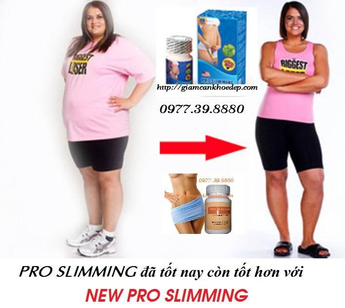 Viên giảm cân  New Pro Slimming