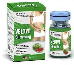 Thuốc giảm cân chiết xuất dưa hấu VELOVE SLIMMING