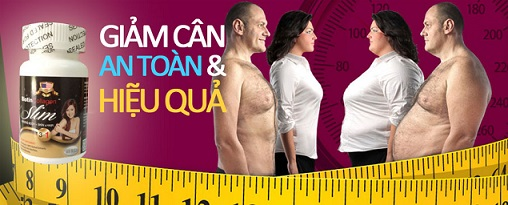 Thuốc giảm cân Biotin Collagen Slim dùng cho nam và nữ