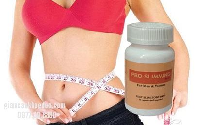 Thuốc giảm cân tốt nhất PRO SLIMMING