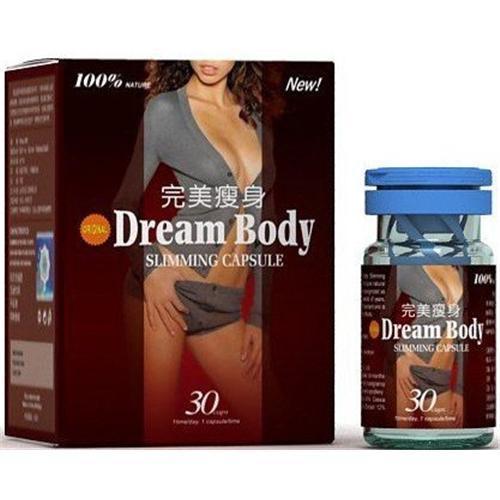 Thuốc giảm cân thế hệ mới Dream body slimming capsule