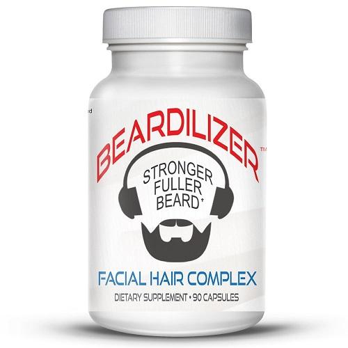 Thuốc mọc râu cao cấp của Mỹ Beardilizer
