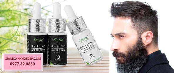 Thuốc mọc râu mọc tóc DeXe hair hiệu quả nhất chính hãng