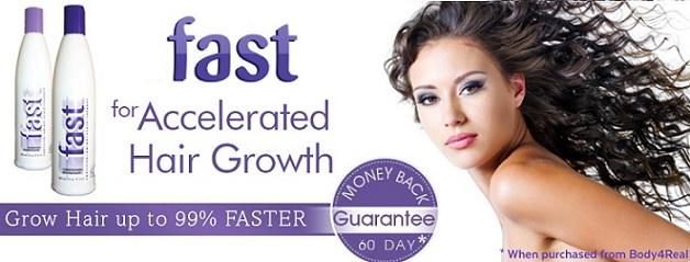 FAST Shampoo -Conditioner Bộ Dầu gội kích tóc mọc dài nhanh