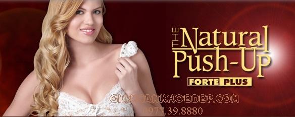 Natural Push-Up là một loại thuốc bổ sung bằng đường uống hoàn toàn tự nhiên, được sản xuất hoàn hảo và độc quyền đặc biệt