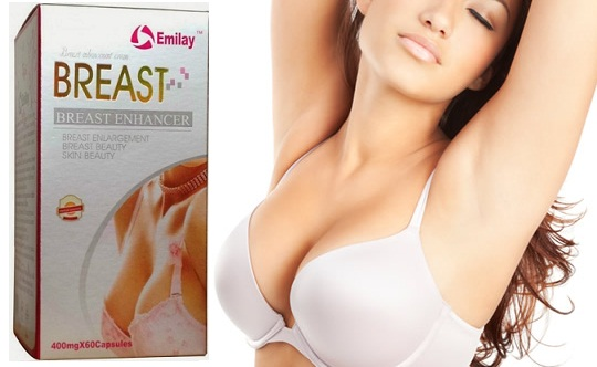 Viên nở ngực Breast Enhancement USA