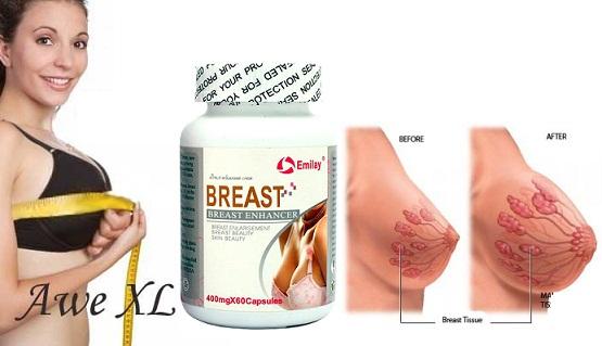 Viên nở ngực Breast Enhancement USA nở ngưc sau 2 tuần