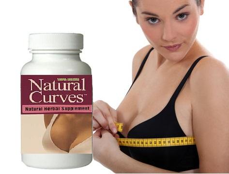 Thuốc nở ngực Natural Curves hiệu quả nhanh, nở ngực không bị tác dụng phụ