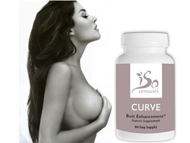 Thuốc nở ngực IsoSensuals CURVE
