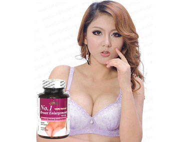 Thuốc nở ngực No1 Breast Enlargement USA