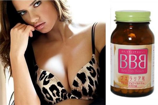 Viên nở ngực Best Beauty Body - Orihiro BB là sản phẩm thực phẩm chức năng dạng viên nhộng giúp làm săn chắc ngực, nở ngực một cách hoàn hảo