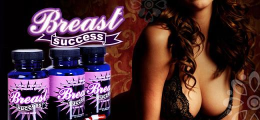 Thuốc nở ngực Breast success sẽ cho bạn bộ ngực như mơ ước
