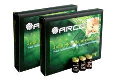 Thuốc tiêm trắng da ARCO PP của Mỹ, Tế bào gốc Noãn thực vật