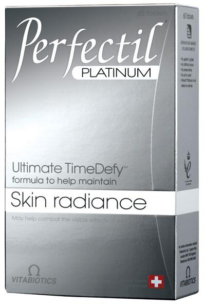 Tiêm trắng Perfectil Platinum Skin Radiance