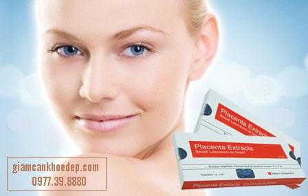 Placenta Extract Biocell một sản phẩm được sản xuất tại Thụy Sỹ
