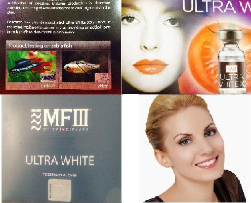 MF3 Ultra White Sản Phẩm Truyền Trắng Da Mới Nhất Của Tập Đoàn Labdom Thụy Sĩ Đã Có Mặt Tại Việt Nam