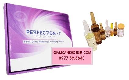thuốc tiêm trắng da tốt nhất Perfection - 7
