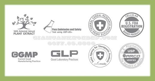 ARCO PP đã đạt được nhiều chứng nhận sản phẩm tốt khoa học