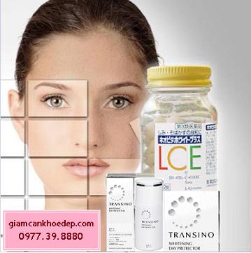 Thuốc trị nám, tàn nhang, làm trắng da của Nhật LCE sẽ là biện pháp hữu hiệu nhất để bạn sở hữu một làn da trắng hồng