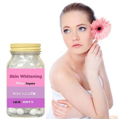 Viên uống trắng da, trị nám Skin Whitening